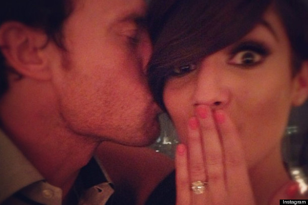 Frankie Sandford Marries Footballer Wayne Bridge