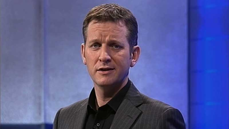 Jeremy Kyle Gets Pepper-Sprayed While Filming A TV Show In Magaluf