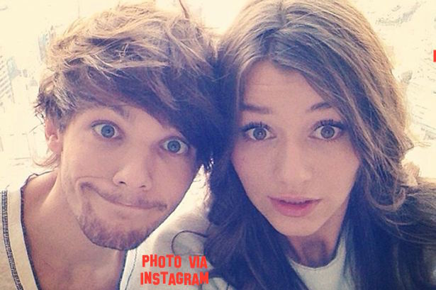 Louis Tomlinson Splits From Girlfriend After Being Spotted With Mystery Blond!
