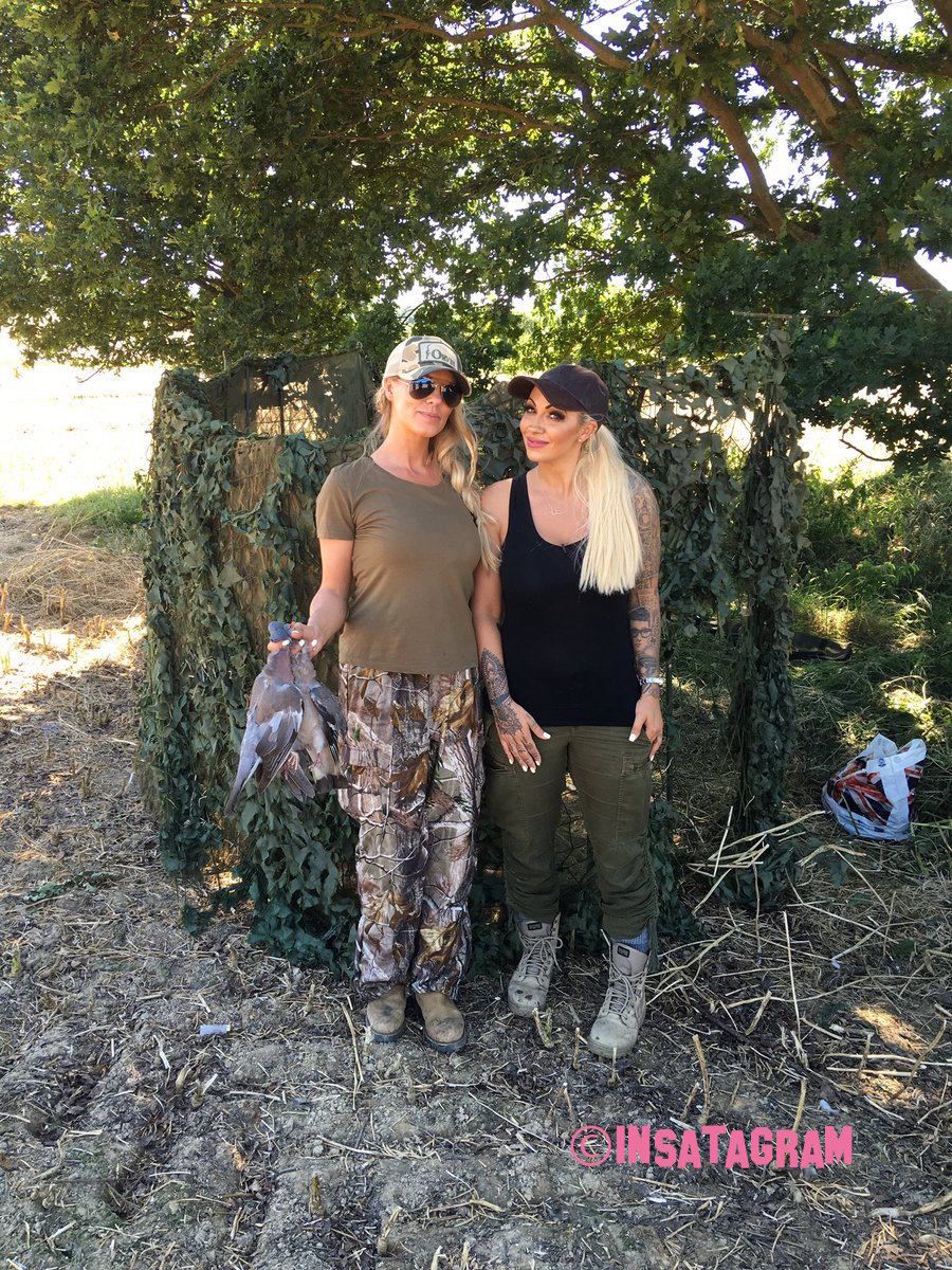Jodie Marsh Is Going Hunting For TLC! What Could Go Wrong?