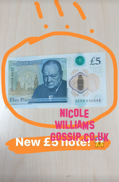 New Five Pound Note Is Selling For More Than £200 On eBay!