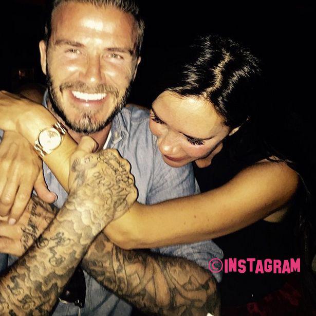 Victoria Beckham Reveals Husband David Uses Her Cosmetics