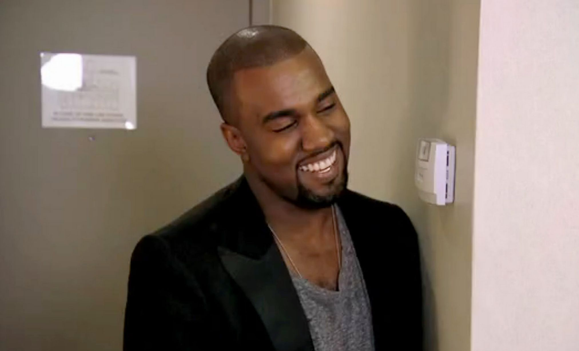 """Kanye West Is In A """"Good State Of Mind"""" After Paris Attack"""
