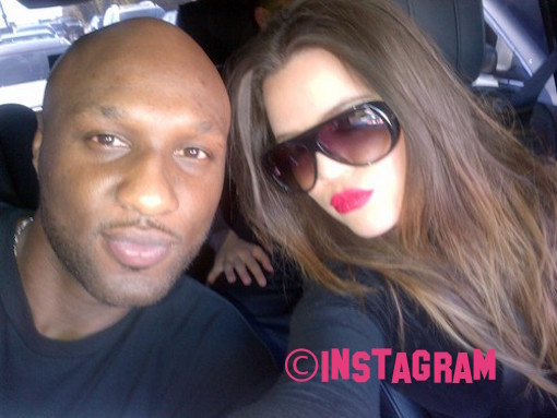 Khloe Kardashian And Lamar Odom Are Officially Divorce!