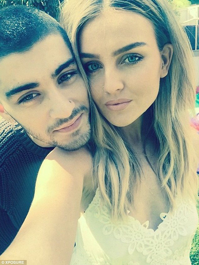 Perrie Edwards Admits She Had To Fake Orgasum With Ex Zayn Malik As She Mock's His Bedroom Skills In New Single