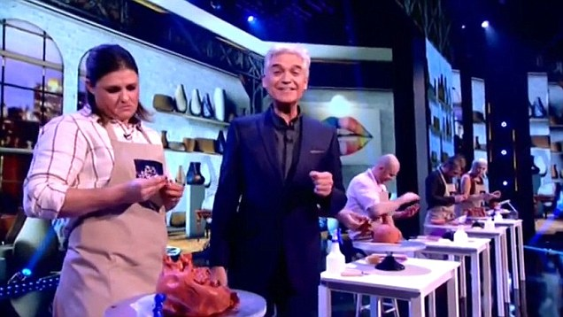 Phillip Schofield's You're Back In The Room Show Has Been Axed!!