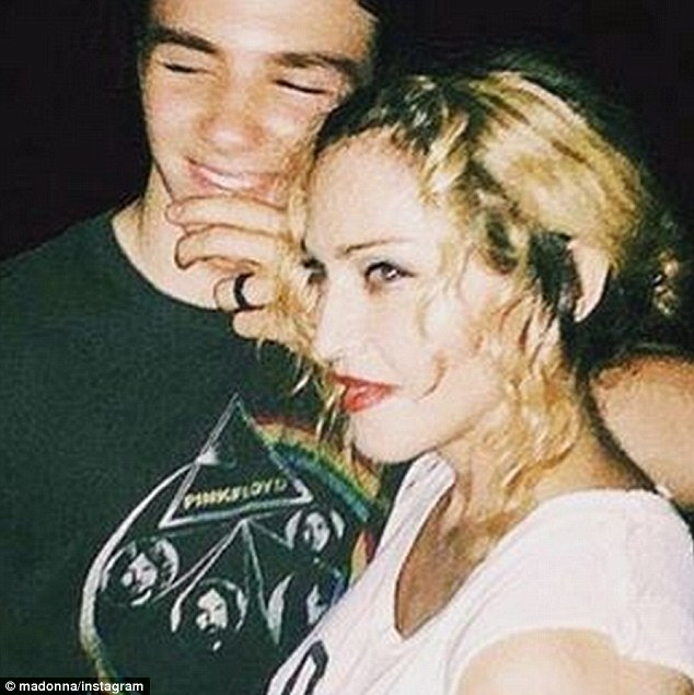 BREAKING NEWS: Madonna's Son Rocco Ritchie Has Been Arrested For Cannabis Possession