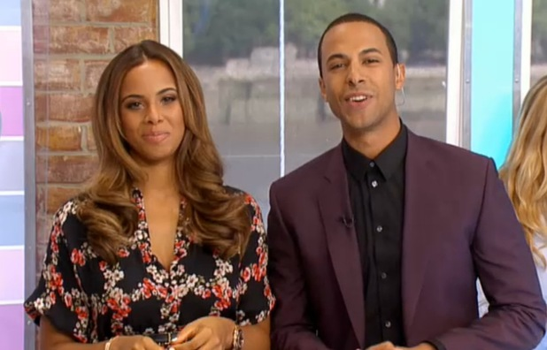 Marvin Humes Announces That His Wife Rochelle Is Already SIX MONTHS Pregnant