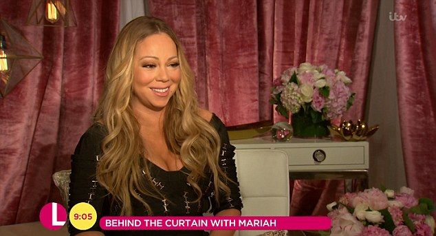 Mariah Carey Admits She Hasn't Watched Her Reality Show Back