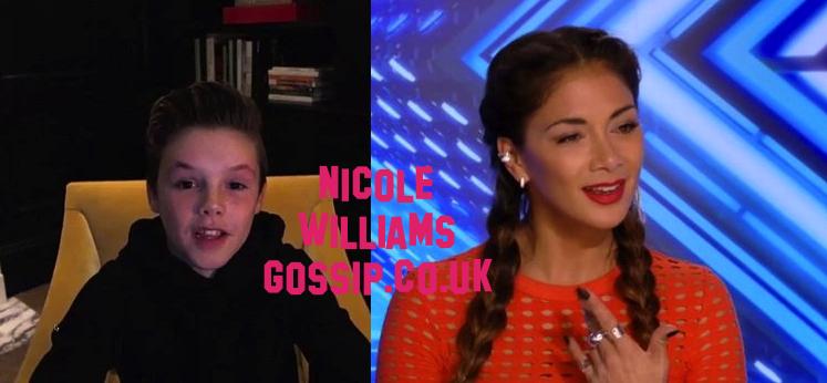 Nicole Scherzinger Admits Victoria Beckham Asked Her To Duet With Cruz Beckham On Next Single