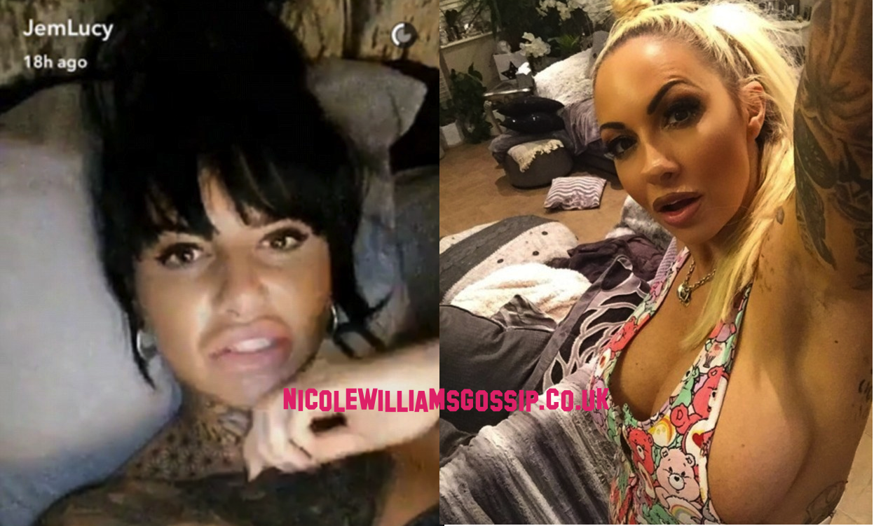Feet Video Jemma Lucy naked photo 2017