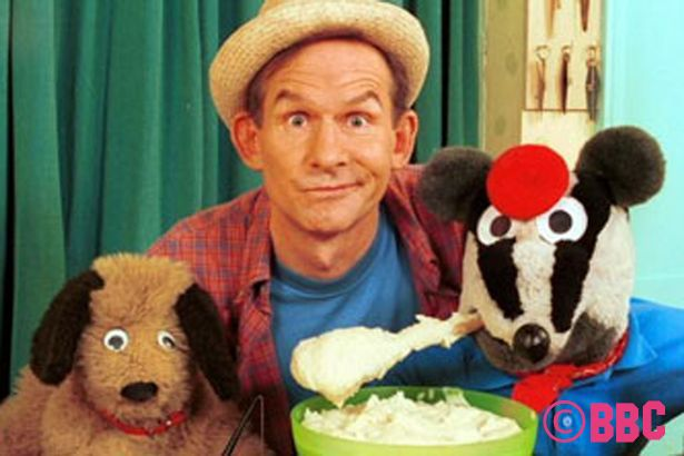 Bodger And Badger Star Andy Cunningham Passes Away Aged 67