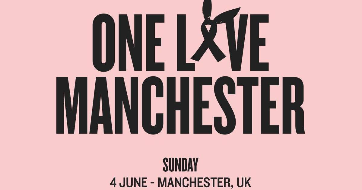 Watch Ariana Grande's One Love Manchester Concert Live Here NOW!