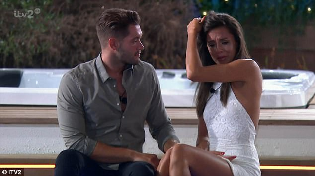 Love Island's Johnny Mitchell Admits He's Going To Wait For Tyla Carr To Leave Villa