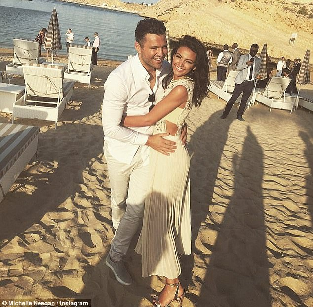 """Mark Wright Tells Michelle Keegan """"She's Beautiful Everyday"""" In New Interview"""