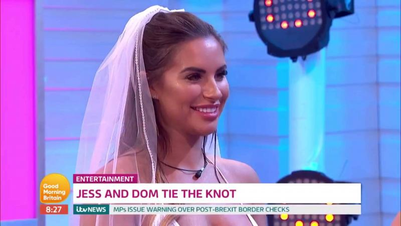 Jessica Shears Hits Out At Critics Over Her TV Wedding