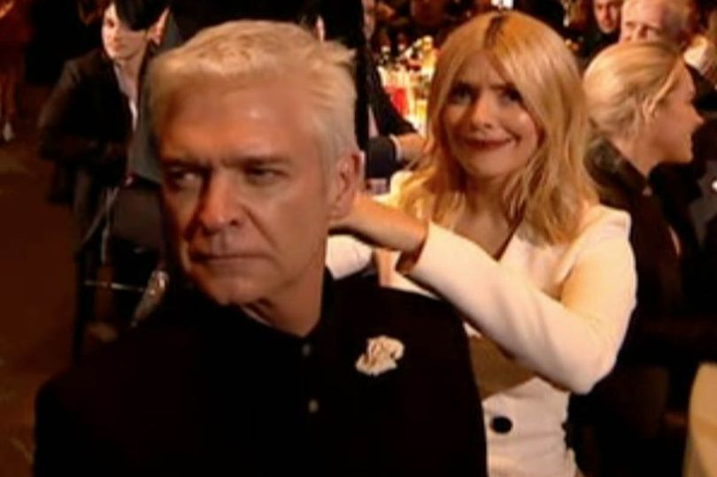 Phillip Schofield And Holly Willoughby Are Already 'Wasted' At The Brit Awards