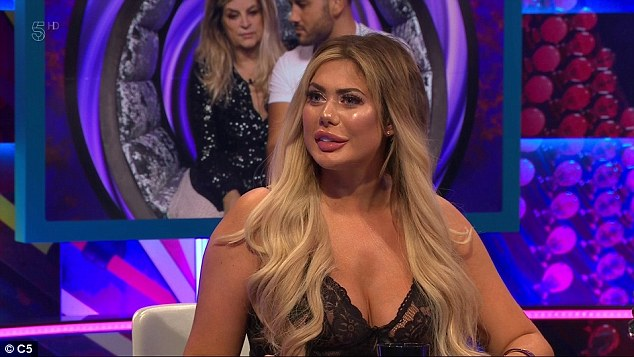 Chloe Ferry Leaves Celebrity Big Brother Viewers Shocked As She Defends Rodrigo Alves For Using The N-word